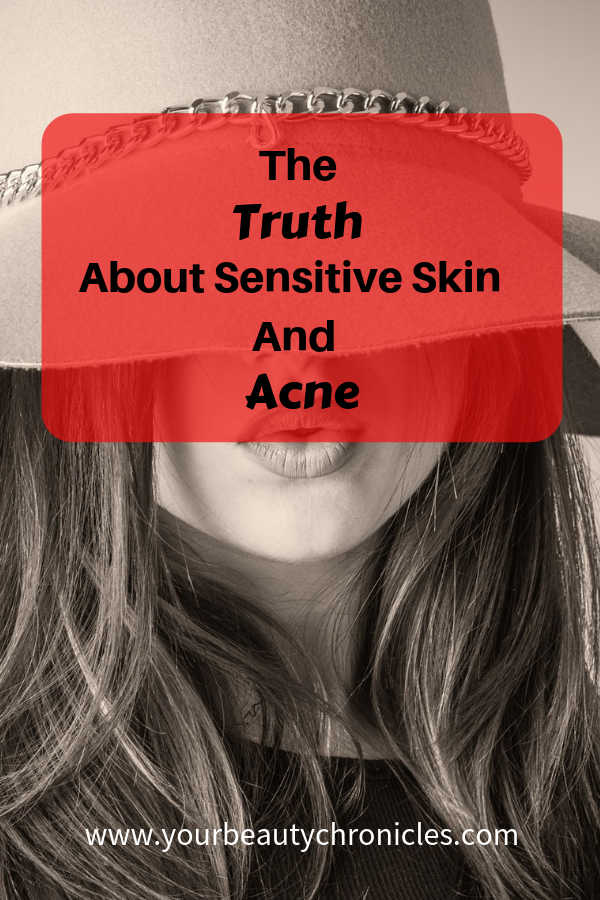 The Truth About Sensitive Skin