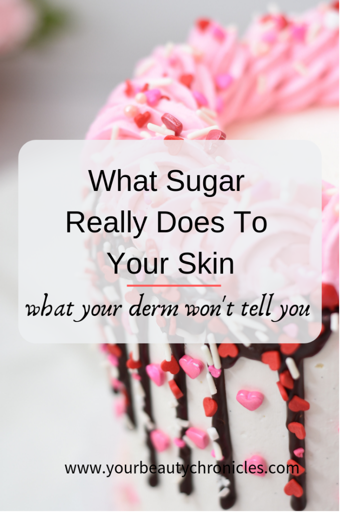 What Sugar Really Does To Your Skin
