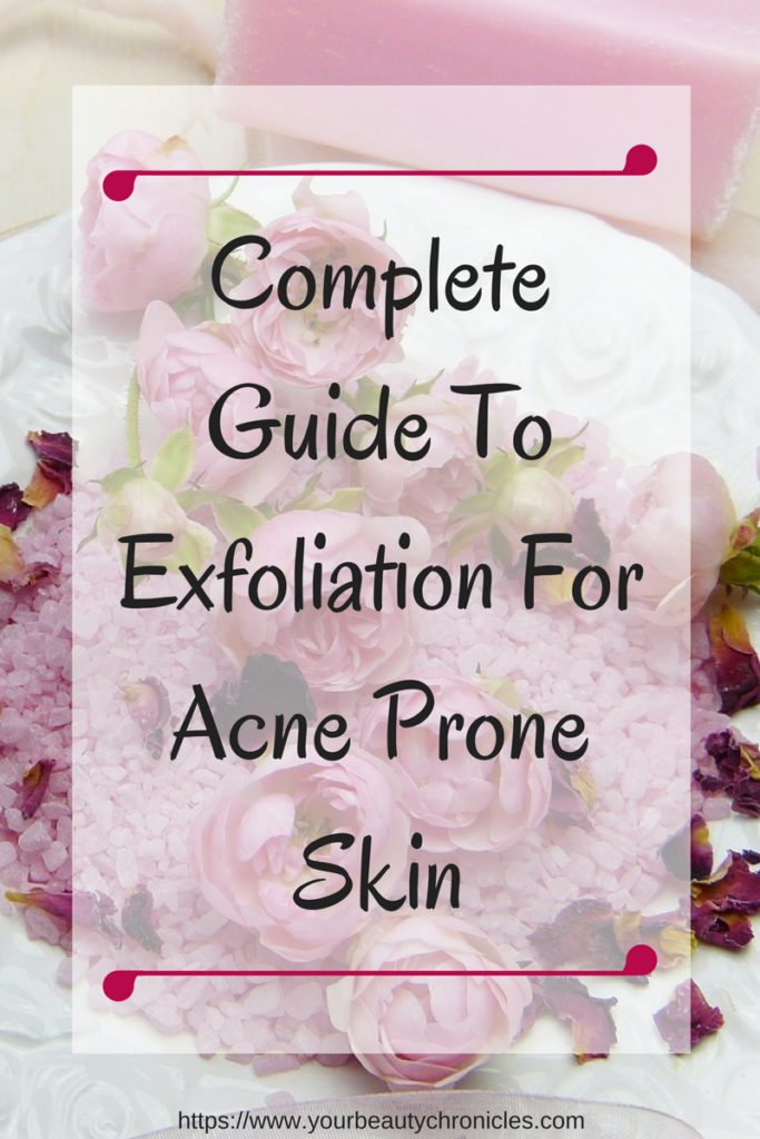 complete guide to exfoliation