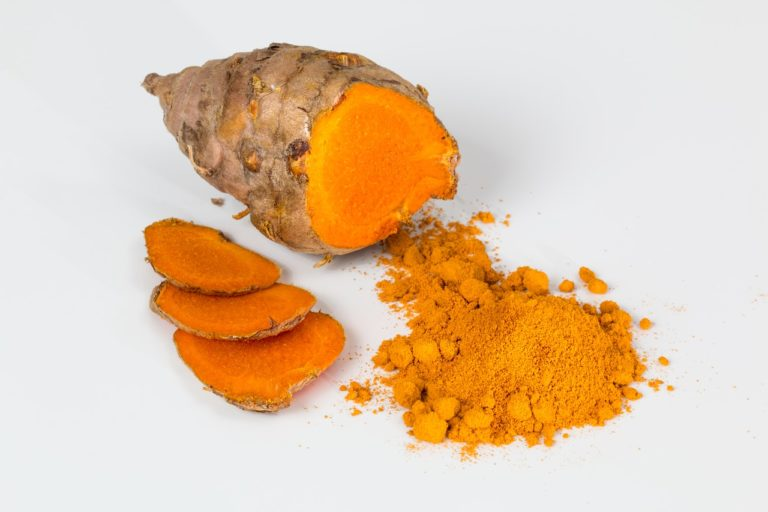 turmeric face mask