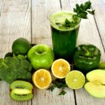 green smoothie for acne