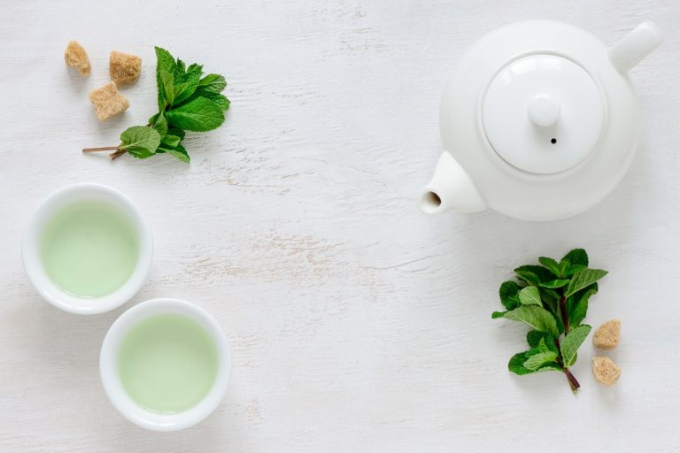 benefits of green tea for acne
