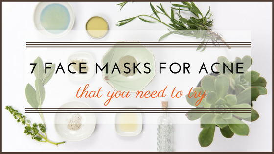 The 7 Best Face Masks For Acne