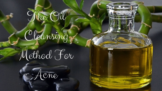 oil cleansing method for acne