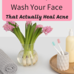 natural ways to wash your face