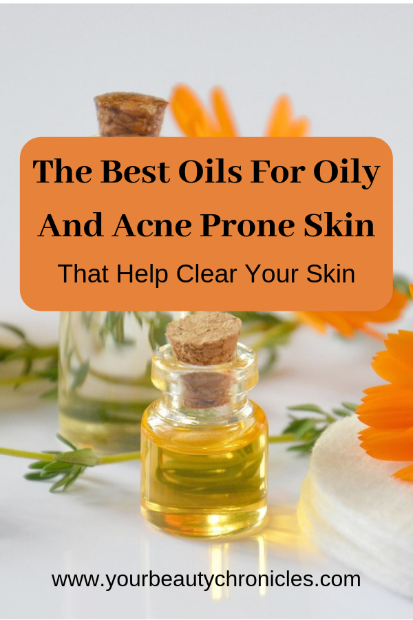 The Best Oils for Acne Prone Skin